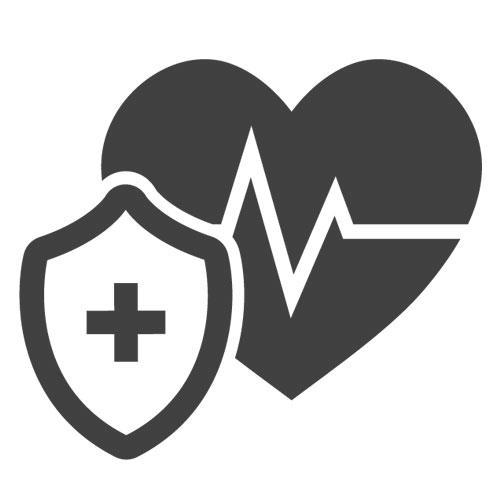 Logo de l'assurance cancer afin de prévenir contre cette maladie quasi inévitable.