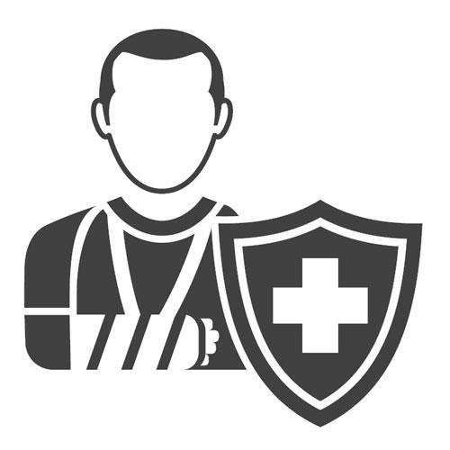 L'assurance invalidité, une protection efficace contre les manques de revenus après un accident.