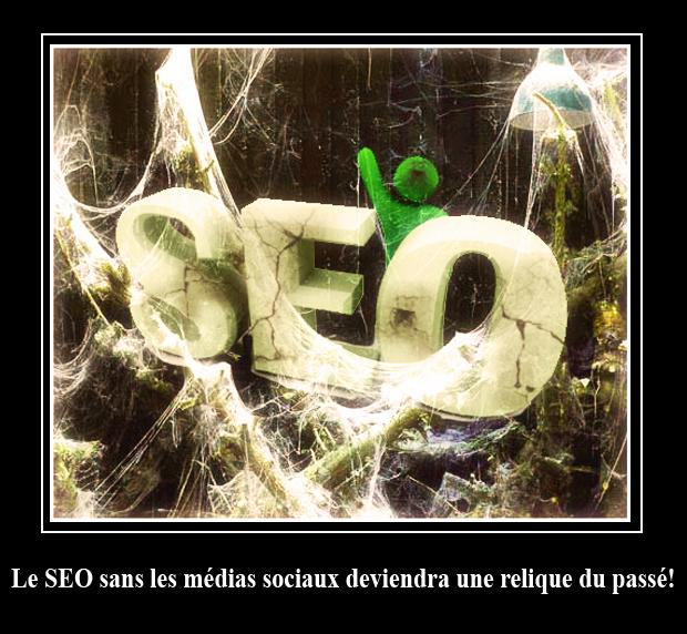 Référencement Internet sur Google et Signaux Sociaux