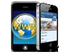 Mobilité : Version mobile de site web et création d'applications Android et Apple