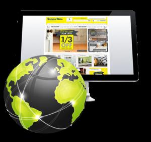 Services de création de site web pour entreprise en démarrage