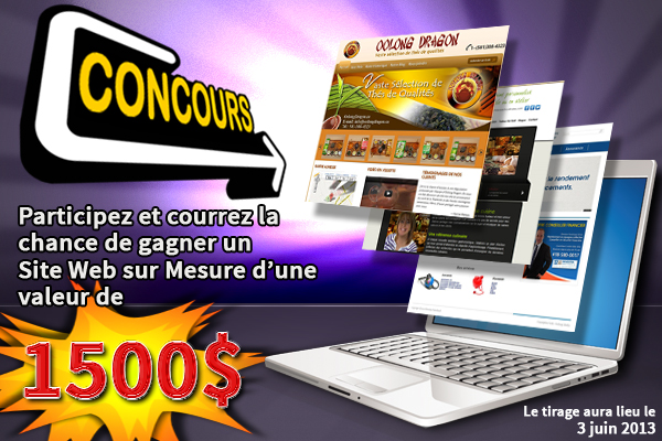 Concours - Oolong Media