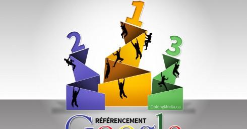 Référencement Google Québec