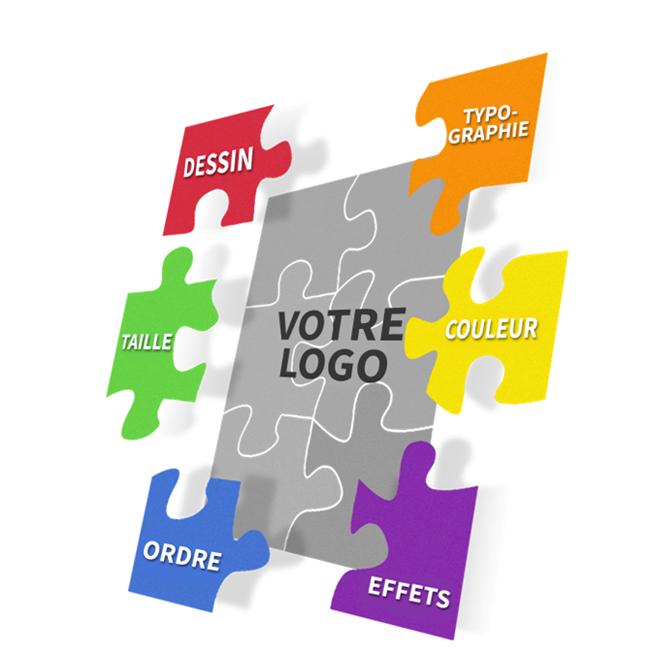 CrTer un logo professionnel