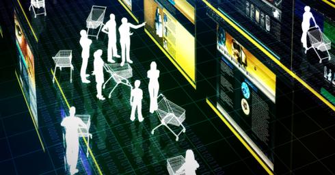 Un site web d'entreprise est un local commercial Virtuel