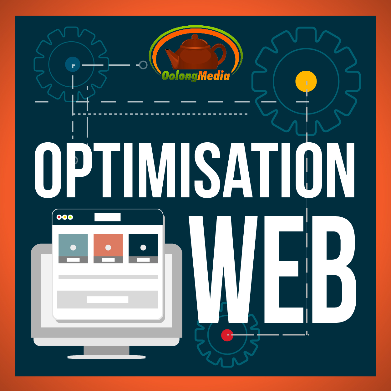 OPTIMISATION WEB Analyse + Strategie + Referencement + Visibilite + Contenu + Design + Conversion
