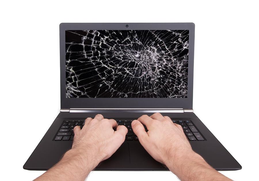 Changement d'écran pour laptop