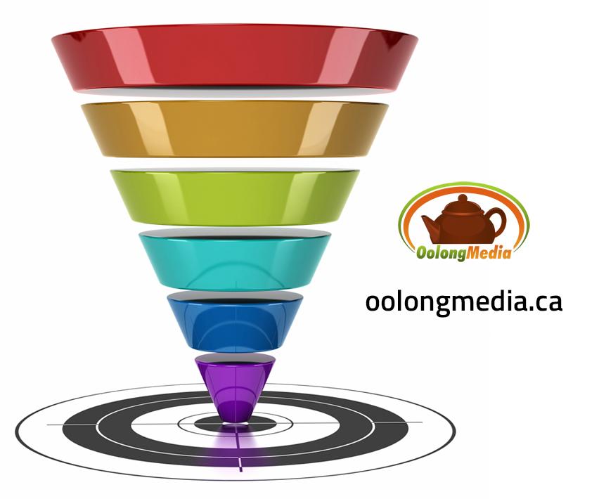 Optimisation du taux de conversion de site web Oolong Media