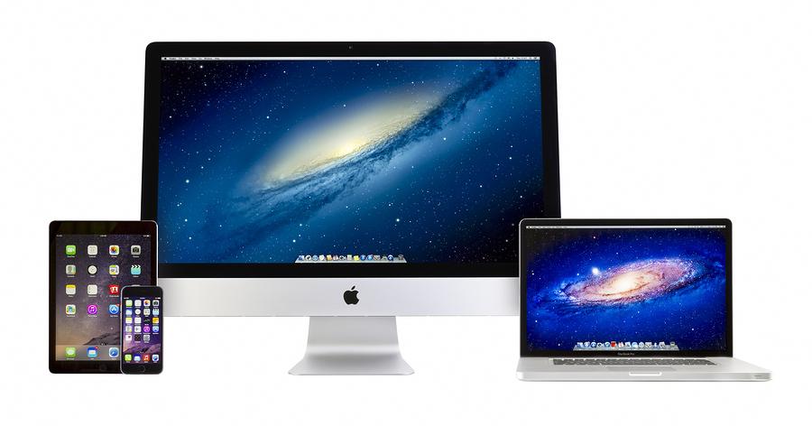 Soutien technique pour produits Apple (iMac, Macbook)